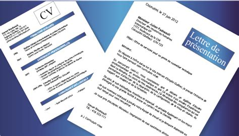 Lettre De Présentation Travail étudiant Resume Format Curriculum Vitae Et Lettre De Pr 233 Sentation