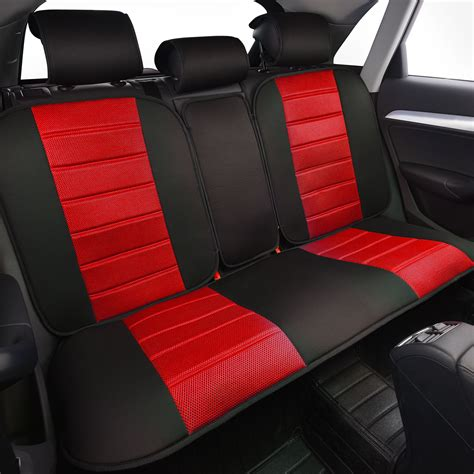 seat pads for benches fh group premium fabric car seat cushion pads supports