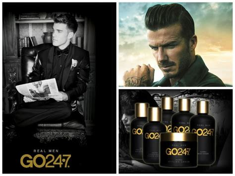david beckham hair product tattooed soccer star david beckham uses go24 7 formulas in
