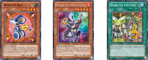 yugioh create your own deck yu gi oh trading card 187 build your own wind up deck