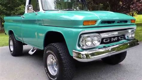 1966 gmc truck for sale sold