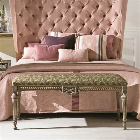 butterfly headboard double bed frame solid wood with high headboard butterfly