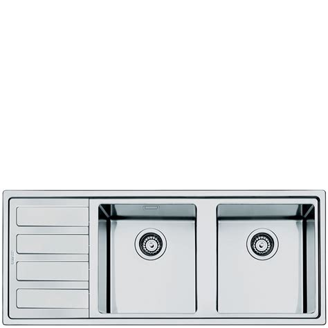 lavello cucina smeg lavello ld116s 2 smeg it