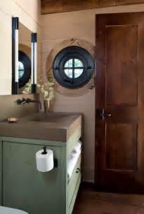 Porthole Windows Bathroom Decorating Cool Toilet Roll Holder Decorating Ideas Gallery In Powder Room Rustic Design Ideas