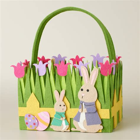 easter projects easter basket craft find craft ideas