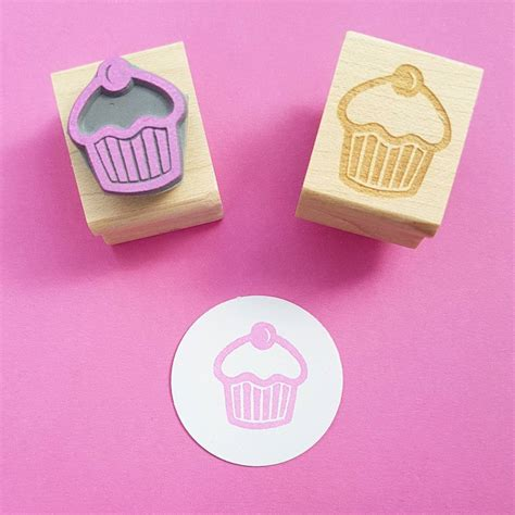 cupcake rubber st mini cupcake rubber st by skull and cross buns rubber