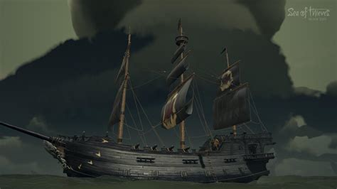 Black And The Ship Of Thieves who else got an awesome ship during the beta weekends