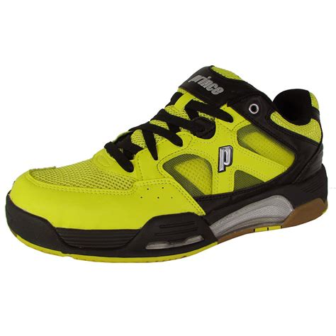 prince mens nfs attack squash sneaker shoes ebay
