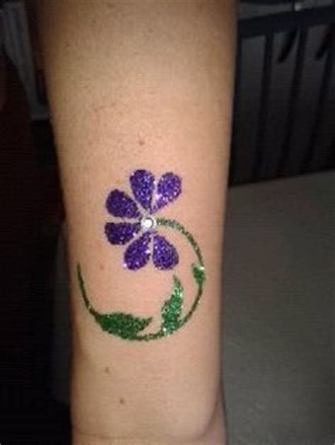 permanent glitter tattoos permanent glitter tattoos real glitter