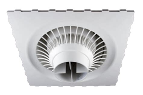 drop ceiling exhaust fan suspended ceiling style thermal equalizing fan 25 45