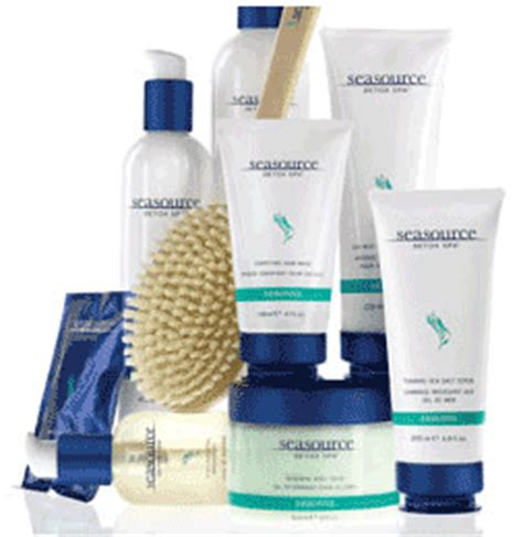 Arbonne Seasource Detox Spa by Swiss Botanical Makeup Skin Care Arbonne Picture Library