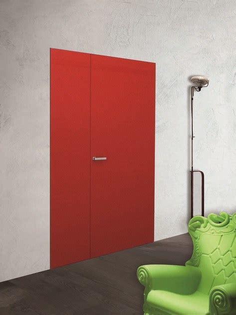 porte essential porta a battente a filo muro essential battente scrigno