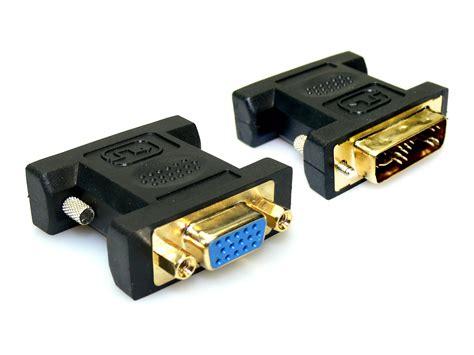 Vga Card Out sandberg adapter vga monitor to dvi out 502 94