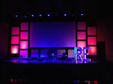 stage backdrop design images 1000 images about kidmin environment set decorations