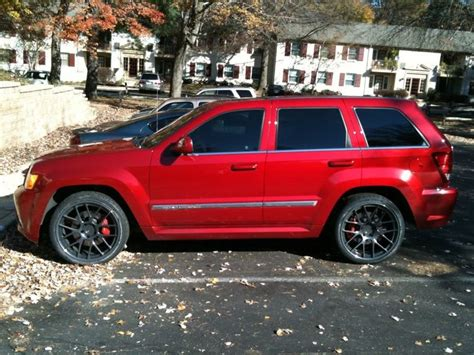 2010 Jeep Grand Black Rims 2005 Jeep Grand With Black Rims Thread Need