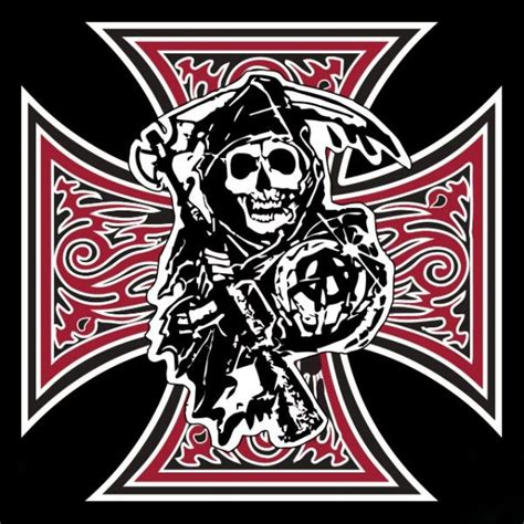 theme google chrome sons of anarchy 1000 id 233 es sur le th 232 me motorcycle patches sur pinterest