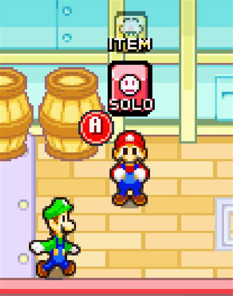 Green Leaf Yoshi 1 8 L mario and luigi superstar saga on