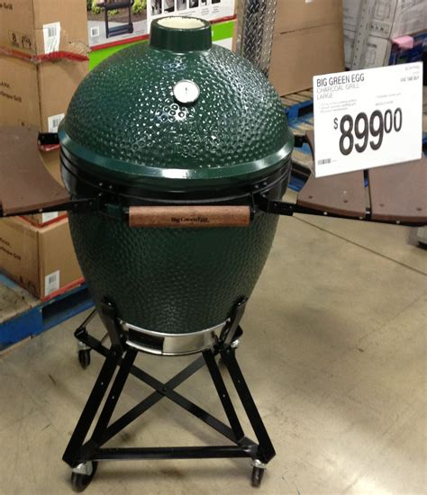 big green egg price list