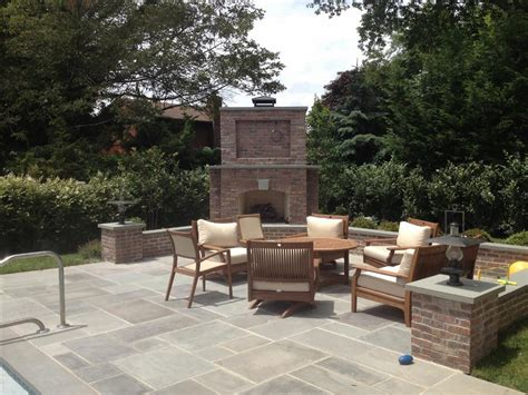 Outdoor Patio Spaces Sponzilli Landscape Outdoor Living Spaces