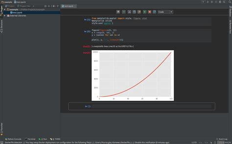 format file in pycharm python plot into pycharm s ipython console stack overflow