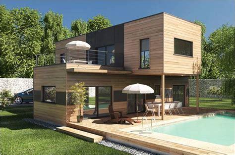 constructeur bois de maisons ossature bois maisons