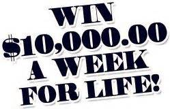 Pch 7000 A Week For Life Sweepstakes - pch contest win 7 000 a week for life coffee and other give aways pinterest