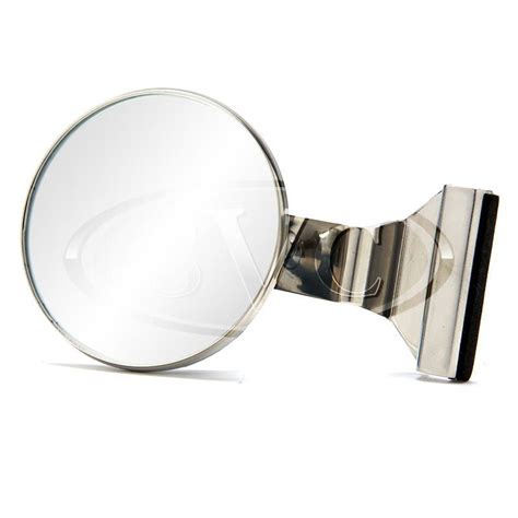 clip on reflector light 1 4 light clip on mirror round small classic vintage