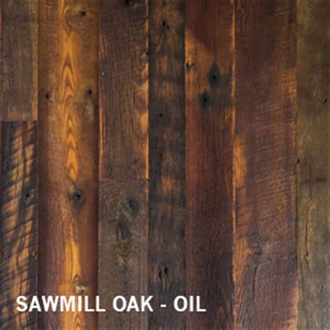 RECLAIMED OLD WOOD WALL CLADDING / PANELING ? Anthology Woods
