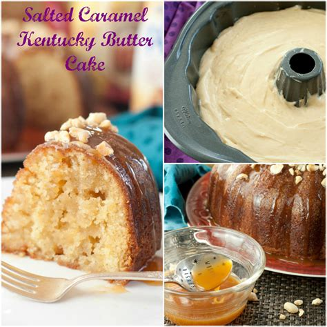 kentucky butter cake salted caramel kentucky butter cake wishes and dishes