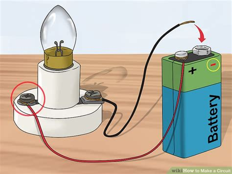 make an electric circuit 3 ways to make a circuit wikihow