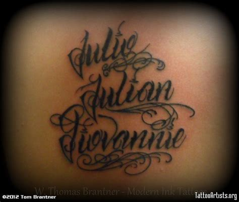design name tattoos online sofa exquisite names designs for 19 family