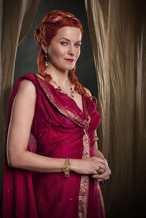 lucy lawless how old is she lucretia spartacus costumes blood sand pinterest