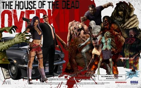 house of the dead overkill an 225 lisis the house of the dead overkill nintendo wii meristation com