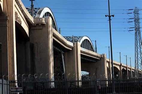 city announces new design for sixth street bridge kcet boyle heights beat goodbye 6th street bridge city