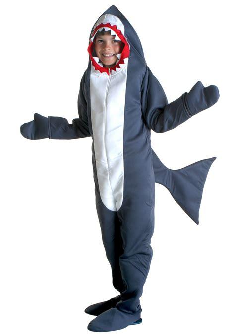 shark costume child shark costume