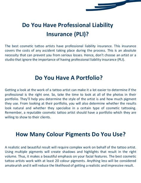 tattoo questions to ask artist questions to ask before hiring a permanent tattoo artist
