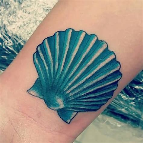 seashell tattoo designs 61 amazing shell designs golfian