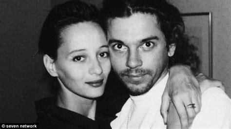 Minogue Dumped The Phone by Michael Hutchence S Rosanna Crash Speaks Out