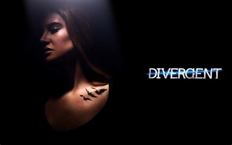 theo james tattoo two new posters from divergent plus wallpapers