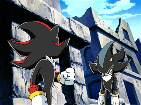tweety shane diesel sonic x shadow and mephiles photo by giovanny65