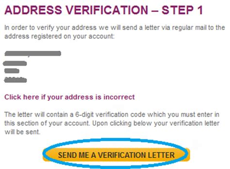 Address Verification Letter Usps How To Write A Letter Of Verification Of Address Letter