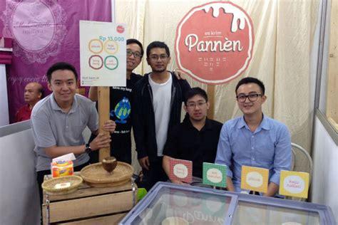 membuka usaha es krim angkat budaya jajan masa sekolah lewat usaha es krim