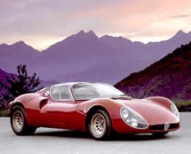 Alfa Romeo 33 Stradale For Sale 1967 Alfa Romeo 33 Stradale Tipo 33 Specifications