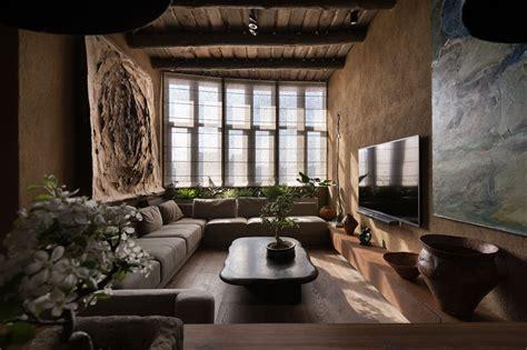 wabi sabi design a ukrainian family apartment interspersed with japanese