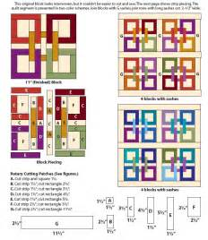 Quilters Table Celtic Squares Block Favequilts Com