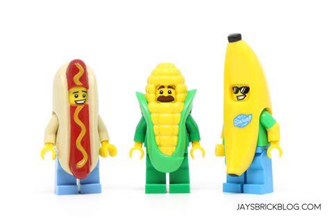 Lego Minifigures Series 17 Corn review lego minifigures series 17