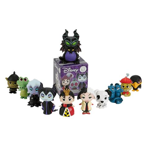 Check Hot Topic Gift Card Balance - disney villains mystery mini hot topic exclusive blind box single box zing pop