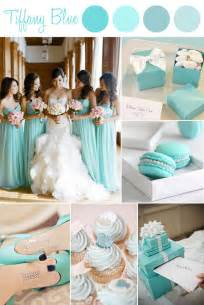 blue wedding colors 6 shades of blue wedding color ideas and wedding