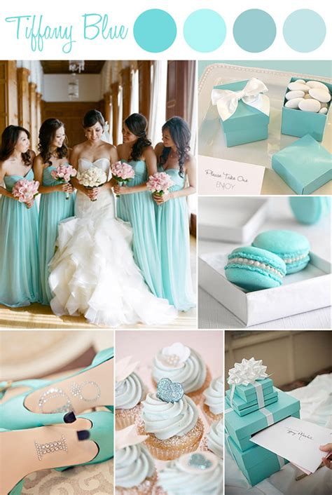wedding color ideas 6 shades of blue wedding color ideas and wedding