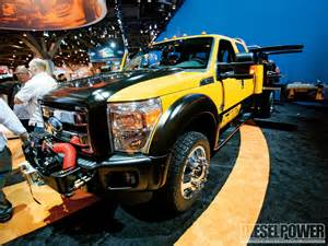 Diesel Truck Accessories Las Vegas Top 15 Sema Show Diesel Products Dewalt Diesel Power